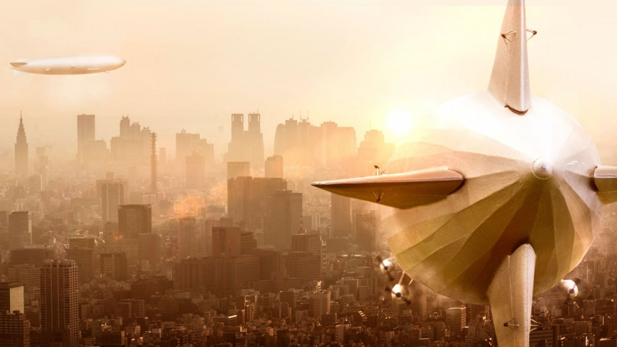 World's Biggest Hydrogen Fuel Cell Airship Is In The Works