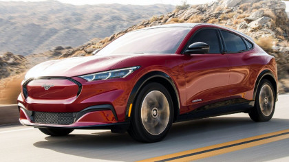 Ford Just Recalled Some of Its First Mustang Mach-E SUVs