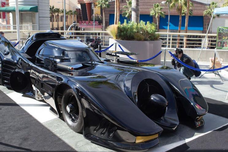 millionaire toys batmobile