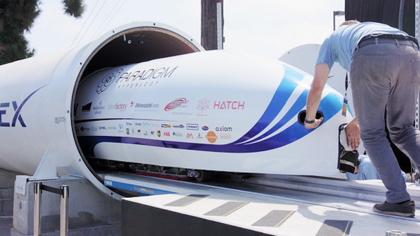 ☆SMARTCLUB☆ News : Hyperloop Broke Speed Records