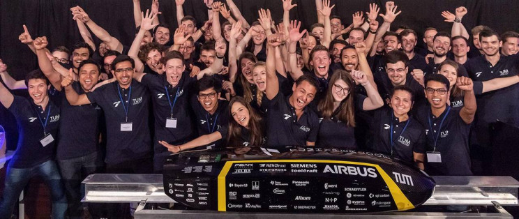 Hyperloop Broke A Speed Record at SpaceX's 2019 Pod Competition