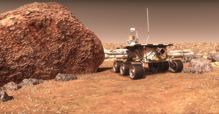 It's Time to Name the Mars 2020 Rover and NASA Is Looking for Suggestions