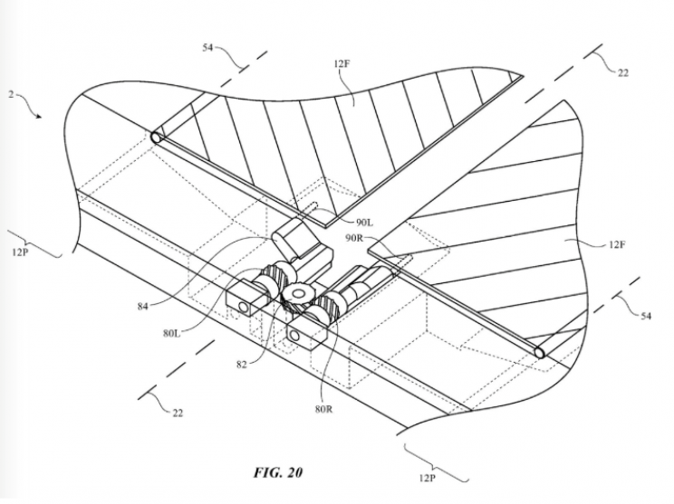 Apple's Patent for a Foldable and Non-Creasing Device Has Been Granted
