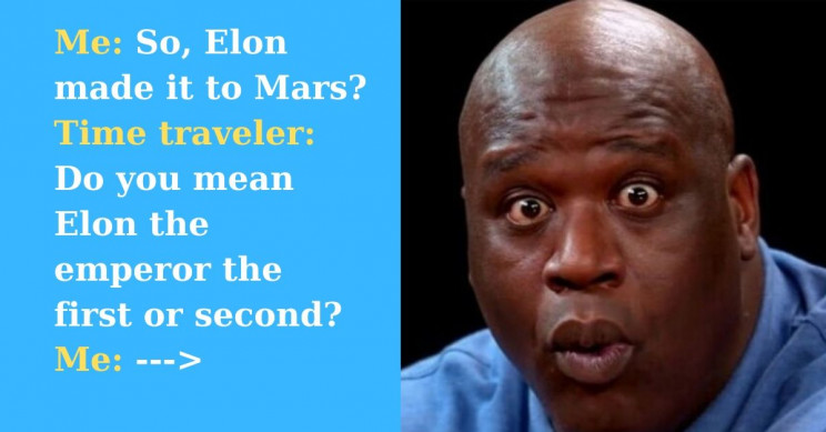 7 Hilarious and Thought-Provoking Time Travel Memes