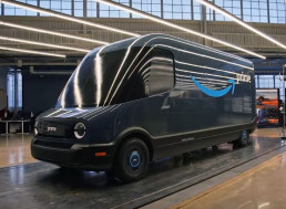 Amazon's First-Ever Electric-Powered Delivery Fleet Set for 2021 Launch