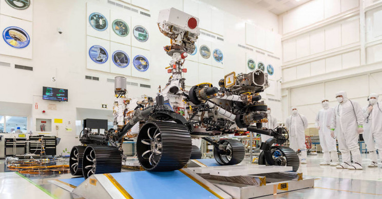 NASA's Mars Perseverance Rover Is Set to Launch Next Month