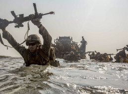 U.S. Special Forces Develop Bullets That Can Work Underwater