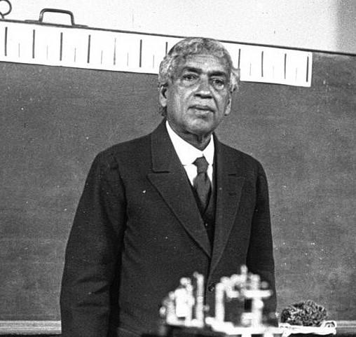 Jagadish Chandra Bose teacher
