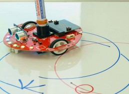 Up Your Coding Game with This Fully-Programmable Robot