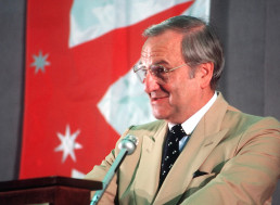 Famous American Auto Executive Lee Iacocca Dies at the Age of 94