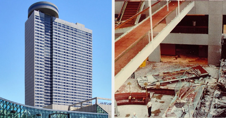 Understanding the Tragic Hyatt Regency Walkway Collapse