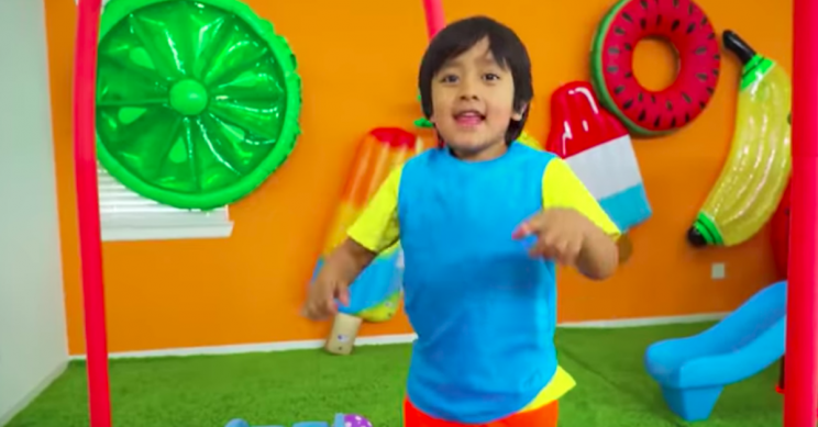 Youtube's Highest Earner Is an 8-Year-Old Who Lives in Texas with a Sum of $26 Million