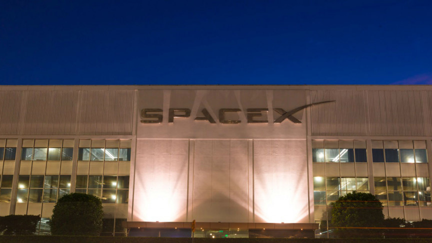 NASA and SpaceX Aim to Blow Up Rocket During Test Next Week - Interesting Engineering