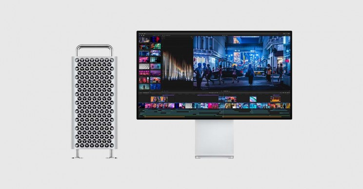 Apple Mac Pro 2019 and Pro Display XDR Finally Released and They're Beautiful