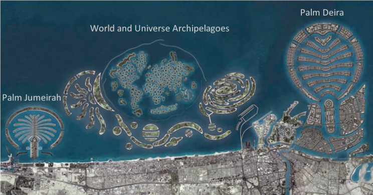 palm islands facts