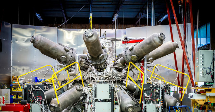 Bezos Backed Fusion Energy Startup Raises $100 Million