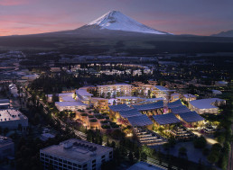Toyota to Build Smart City Near Mt. Fuji as a 'Living Laboratory' for Technology