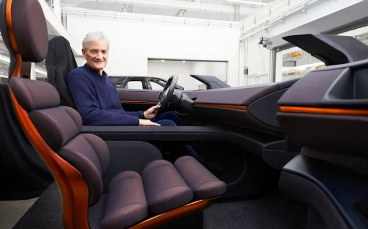 Dyson's Canceled EV Apparently Surpassed Tesla Model X in Range