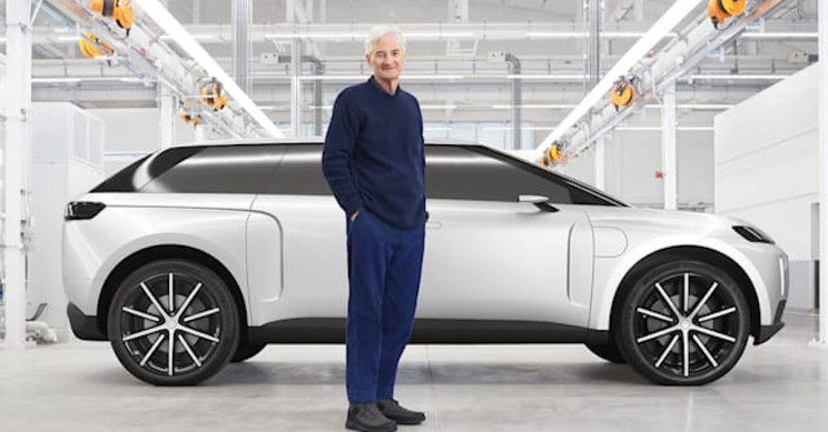 Dyson's scrapped electric auto : founder reveals what could have been
