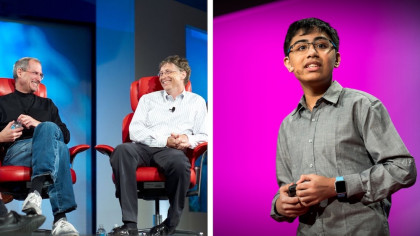 7 Famous Computer Programmers Who Started Programming at an Early Age