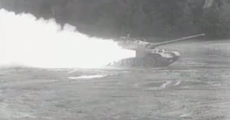 The Soviet Union's Experimental Rocket Engine Tanks Were a Sight for Sore Eyes