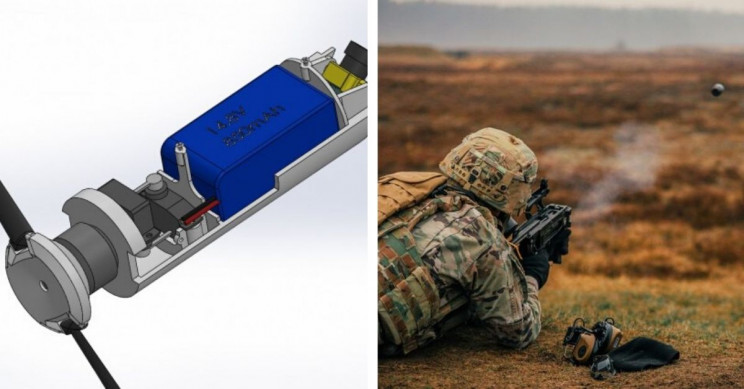 U.S. Army Designing Camera Drones to Be Hurled out of Grenade Launchers
