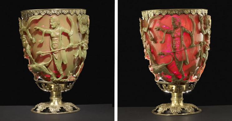 7 Scintillating Facts About the Earliest Known Use of Nanotechnology: The Lycurgus Cup