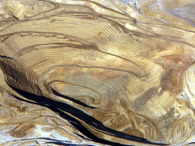 gold mining environment