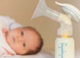 Pasteurized Breast Milk May Deactivate COVID-19 Virus, Study Says