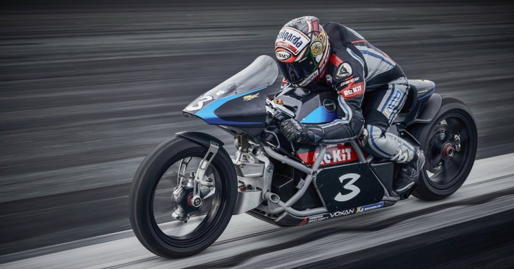 Voxan Wattman Bags Fastest Electric Motorcycle Title with 254 MPH