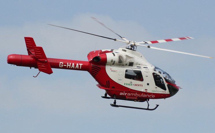 Tail Rotors in Helicopters - How Do They Work, Why Are They Needed?