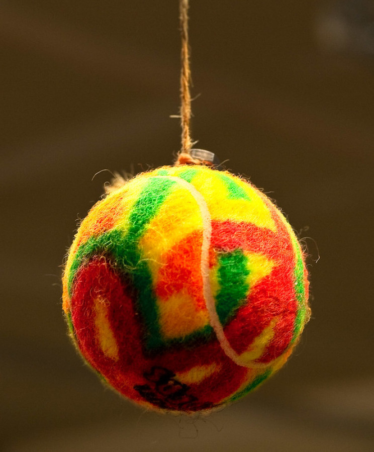 centrifrugal force ball on string