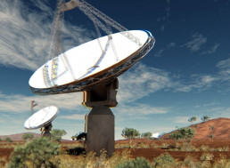 Australian Radio Telescope Mapped 3 Million Distant Galaxies in 300 Hours