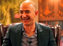 Jeff Bezos Is Funding a Lab to Extend His Life