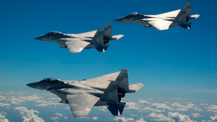 Boeing Unveils Advanced F-15 Jets for Qatar Air Force