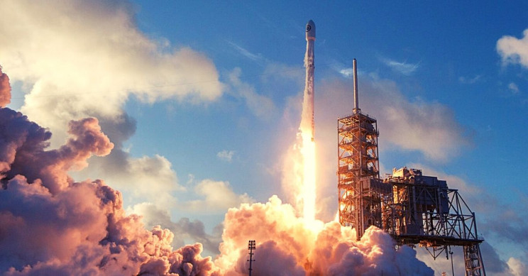 SpaceX launches Air Force's newest Global Positioning System satellite