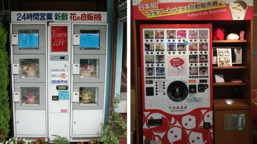 17 Interesting Vending Machines In Japan You Ll Be Surprised To Know Exist