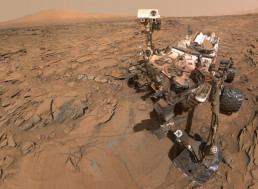 Dr. Gilbert Levin: No Evidence of Life on Mars? Take That with a Grain of Martian Salt