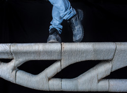 Concrete Bridge Created With a 3D Printer Takes the Building Industry By Storm