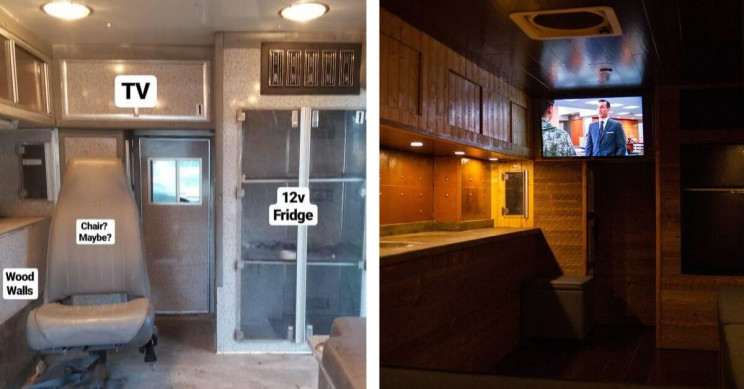 A Man Turned This Secondhand Ambulance into His Dream Home