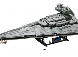 A 4,784 Piece LEGO Star Wars Imperial Star Destroyer to Hit Store Shelves Soon