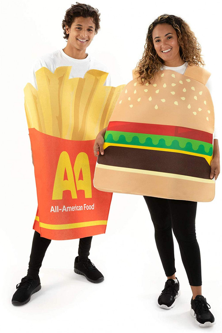 11 Goofy Halloween Costumes for Couples and Families