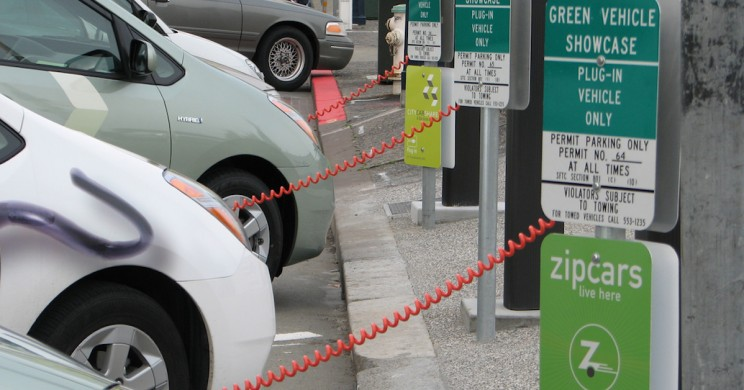 Colorado Wants to Stop Gas Cars Parking at EV Charging Stations
