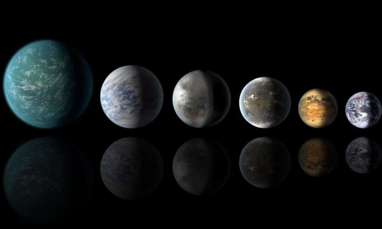 """Ocean Worlds:"" The Hunt for Aliens Closer to Home"