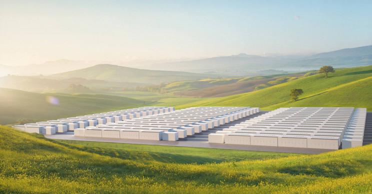 Tesla Unveils New Energy Grid Storage Product Called 'Megapack'