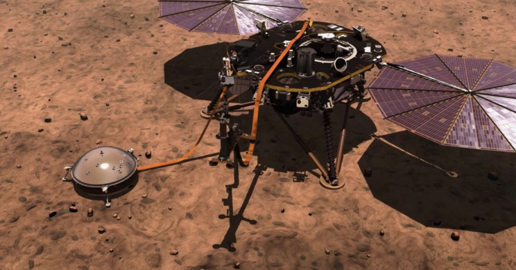 Mars Is Alive: NASA InSight Lander Records Hundreds of Marsquakes on the Red Planet
