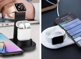 These 10 Wireless Chargers Are All on Sale Today