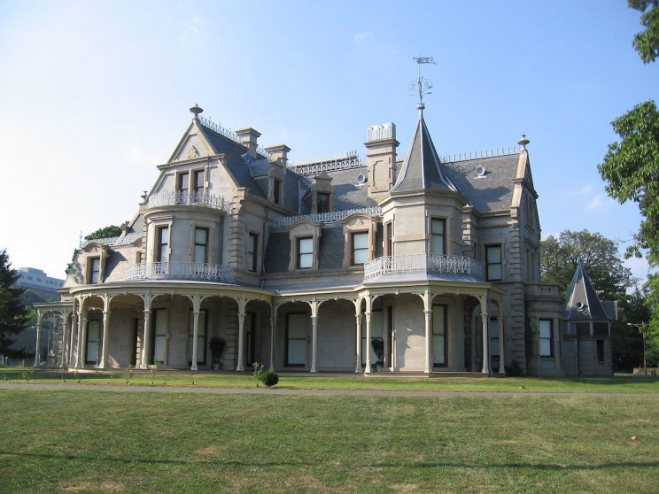 Advanced Engineering in a Grand Victorian Mansion