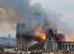 Investigators Point to Cigarettes, Electrical Faults in the Notre-Dame Fire
