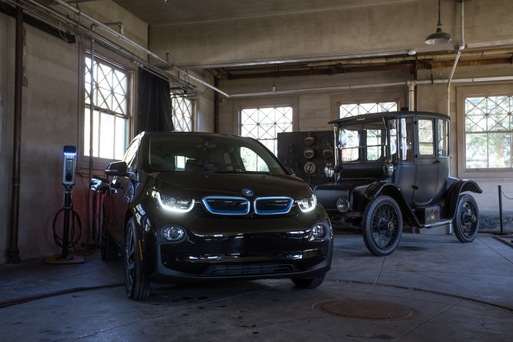BMW Donates 100 New EV Charging Stations for America's National Parks